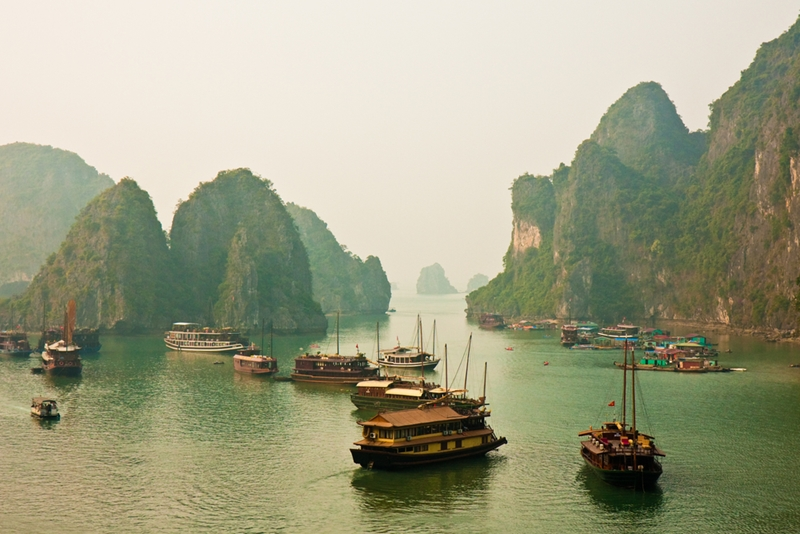 Adventure is waiting for you in Vietnam.